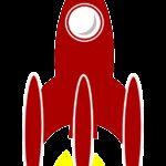booster, cosmic, rocket
